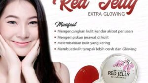 MS Glow Flawless Red Jelly